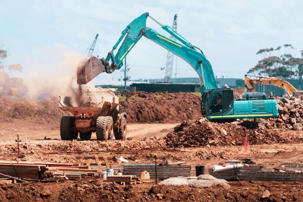 job site construction image